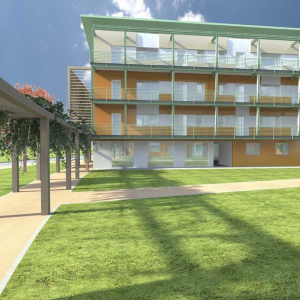 Villaggio Housing Sociale : TRE TENDE