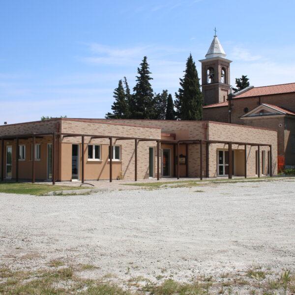 Sala polivalente Parrocchia San Lorenzo in Correggiano – Rimini